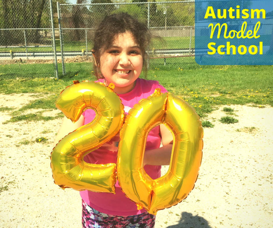 Celebrating 20 Years Autism Model School